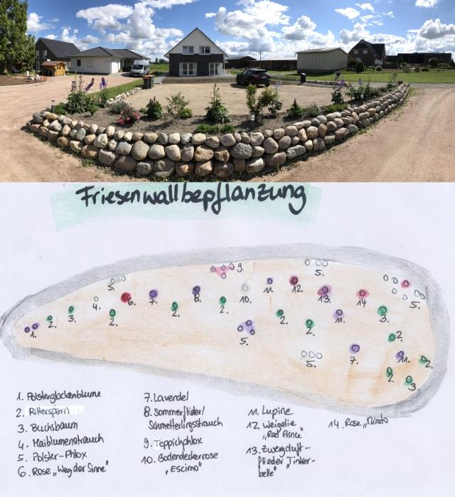 Plan Friesenwall